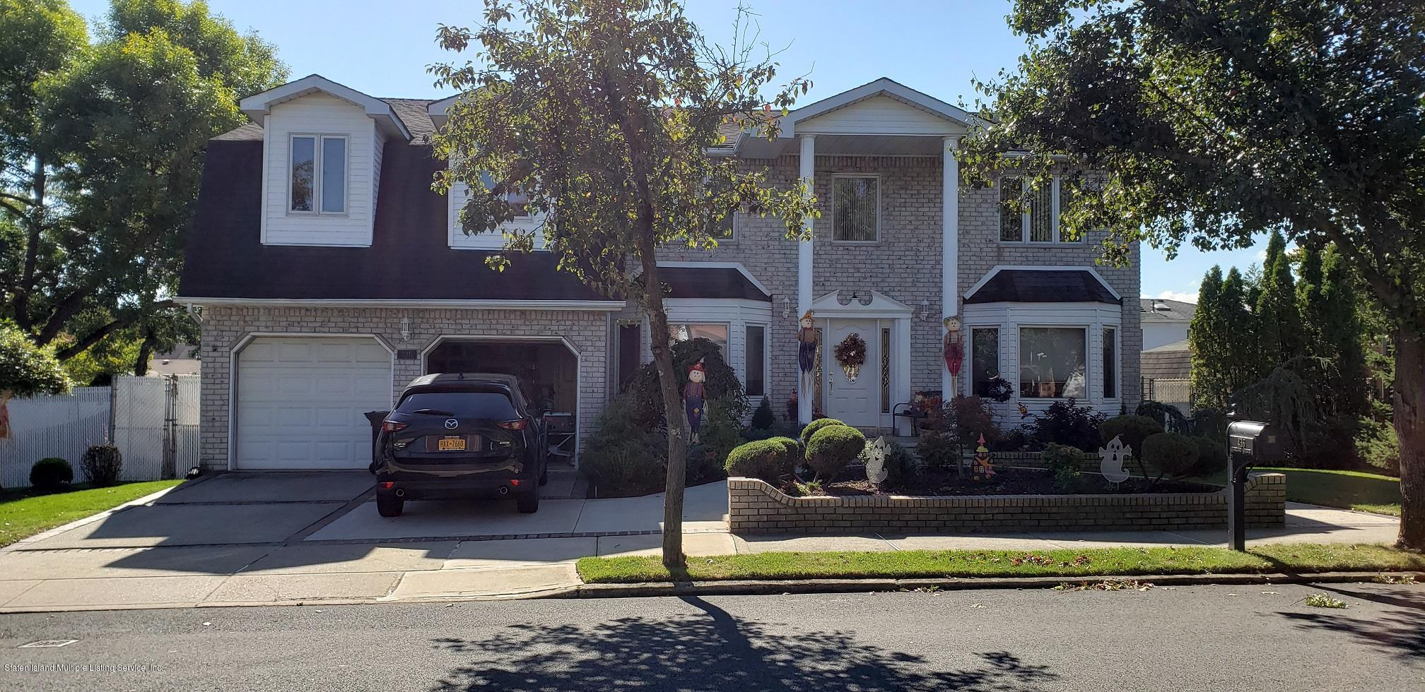 Two Family - Detached in Huguenot - 436 Vineland Avenue  Staten Island, NY 10312