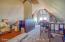 Large finished attic...........