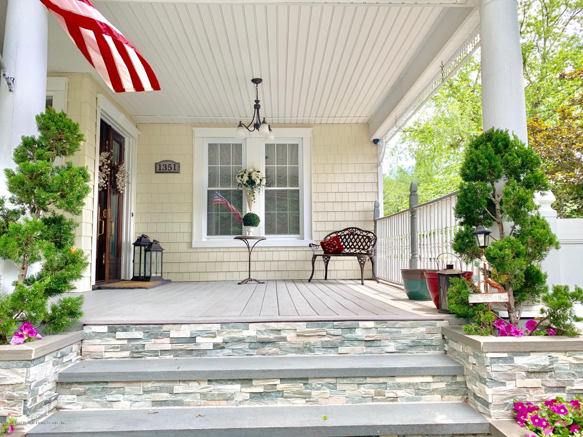 Single Family - Detached 1351 Huguenot Avenue  Staten Island, NY 10312, MLS-1133765-2