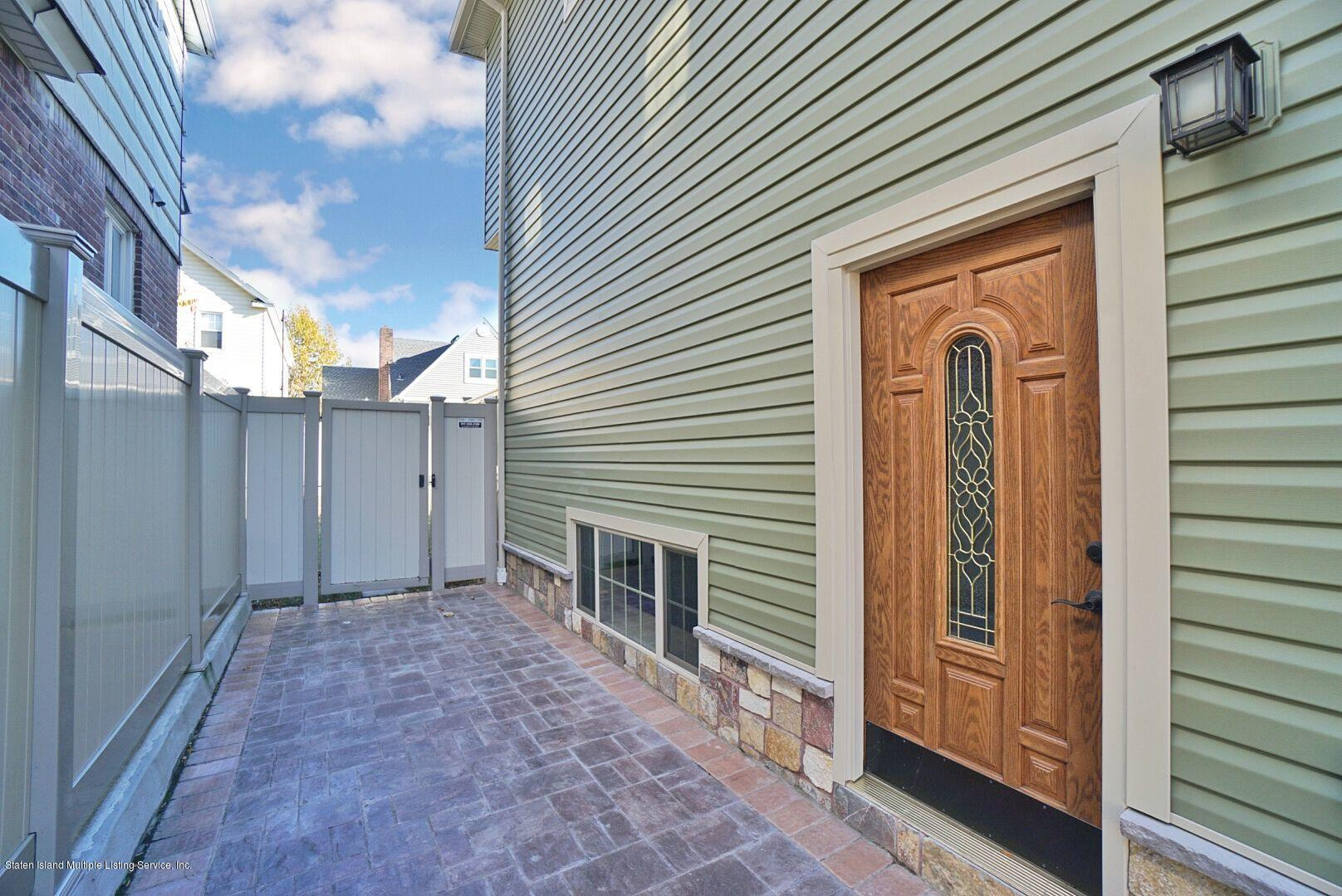 Single Family - Detached 165 Woolley Avenue  Staten Island, NY 10314, MLS-1128875-4