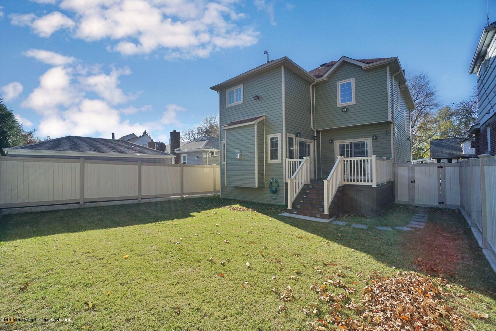Single Family - Detached 165 Woolley Avenue  Staten Island, NY 10314, MLS-1128875-7
