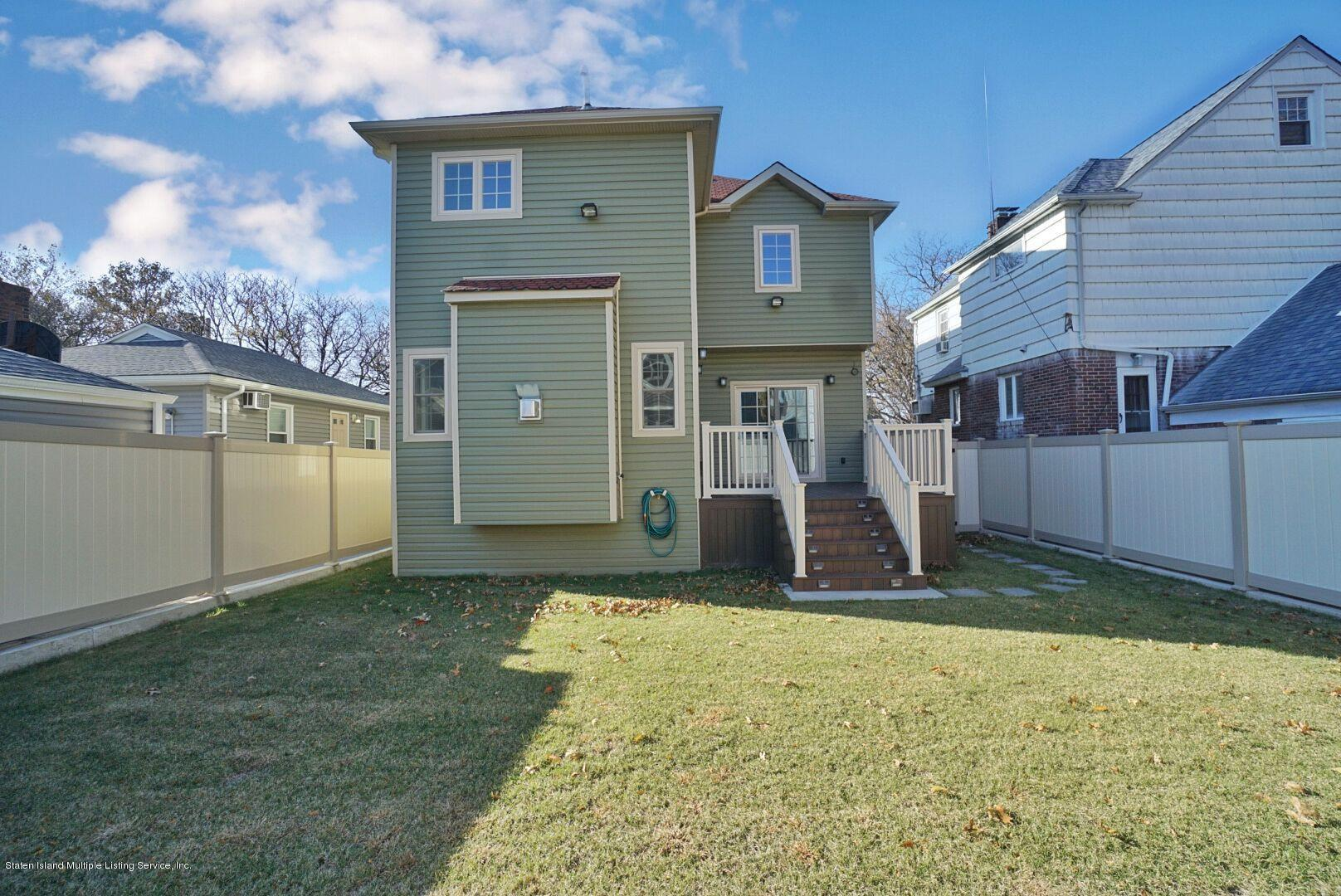 Single Family - Detached 165 Woolley Avenue  Staten Island, NY 10314, MLS-1128875-8