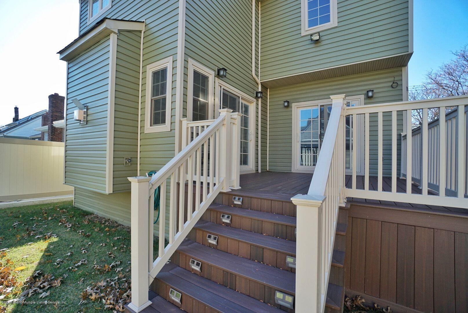 Single Family - Detached 165 Woolley Avenue  Staten Island, NY 10314, MLS-1128875-9