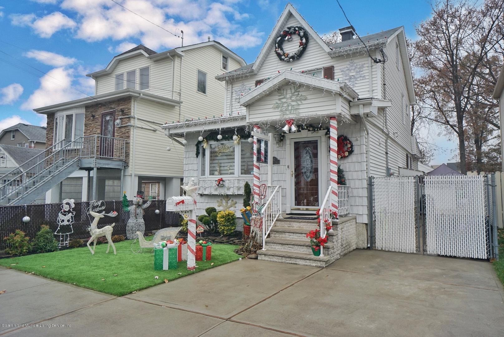 Single Family - Detached 267 Boundary Avenue  Staten Island, NY 10306, MLS-1133896-2