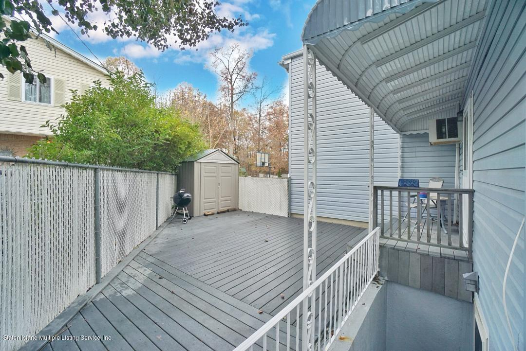 Single Family - Semi-Attached 321 Mosely Avenue  Staten Island, NY 10312, MLS-1133905-22