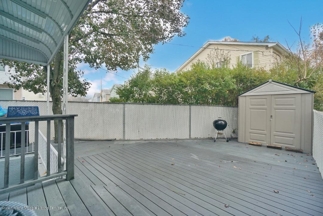 Single Family - Semi-Attached 321 Mosely Avenue  Staten Island, NY 10312, MLS-1133905-24