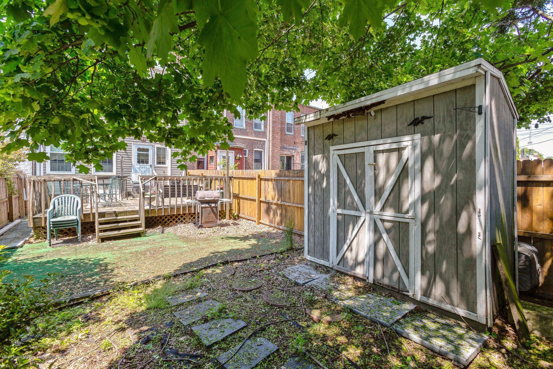 Single Family - Attached 83 Chester Avenue  Brooklyn, NY 11218, MLS-1134106-17