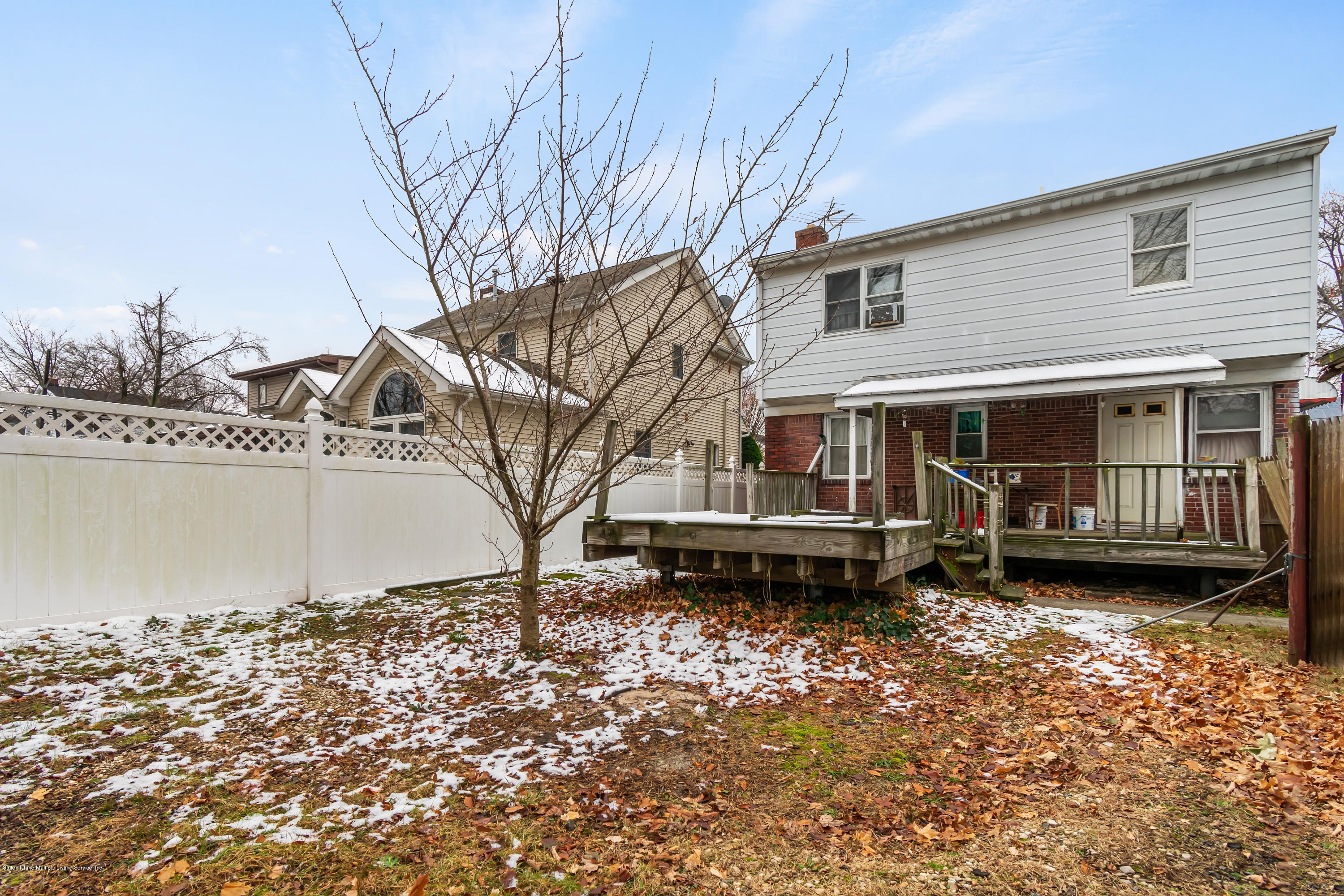 Single Family - Detached 99 Bryson Avenue  Staten Island, NY 10314, MLS-1134340-12