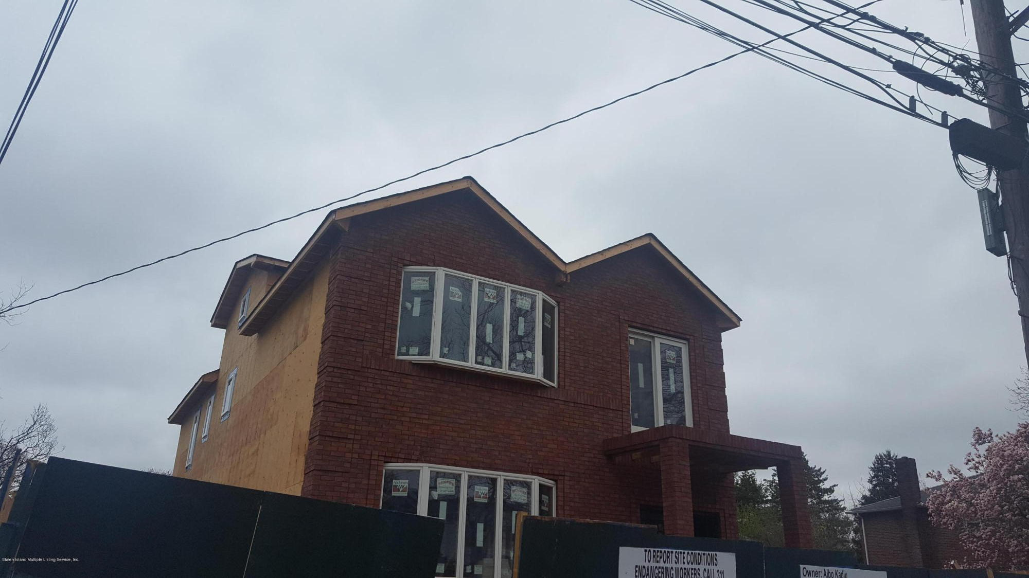 Two Family - Detached 37 Hull Avenue  Staten Island, NY 10306, MLS-1127961-11