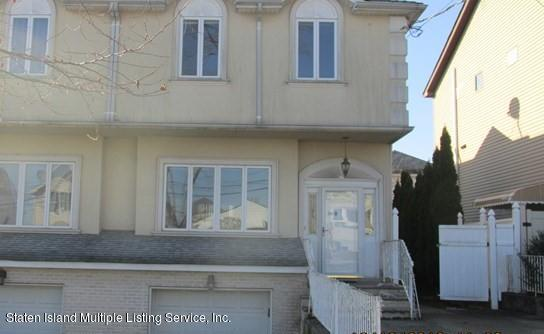 Two Family - Semi-Attached in  -     Staten Island, NY 10306