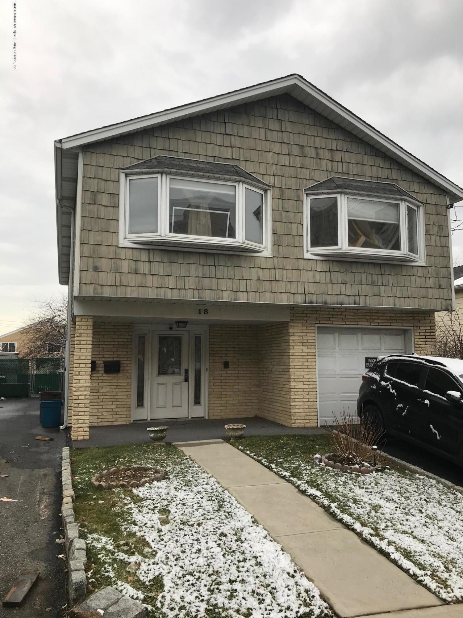 Two Family - Detached 18 Fanning Street  Staten Island, NY 10314, MLS-1134674-2