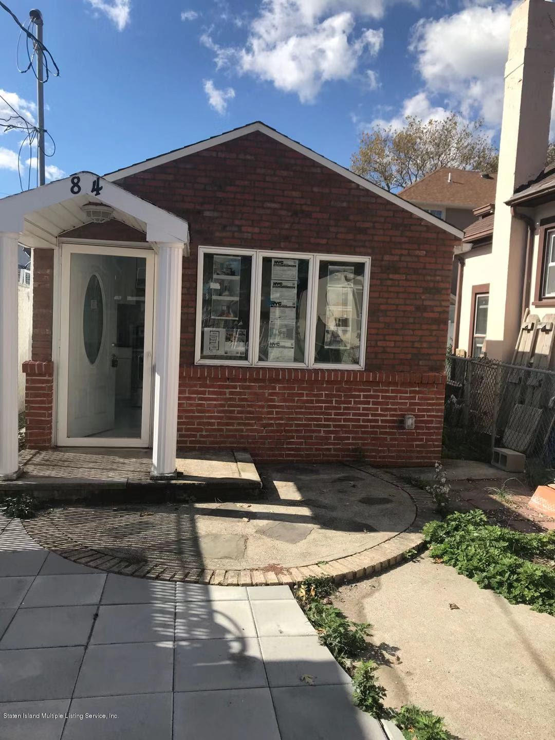 Single Family - Detached in South Beach - 84 Mclaughlin Street  Staten Island, NY 10305