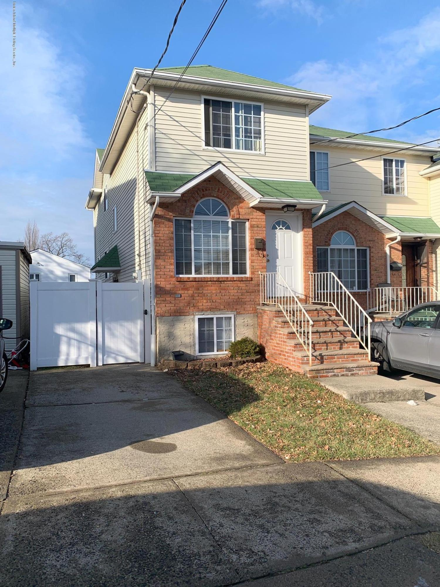 Single Family - Semi-Attached 68 Fillmore Avenue  Staten Island, NY 10314, MLS-1134808-2