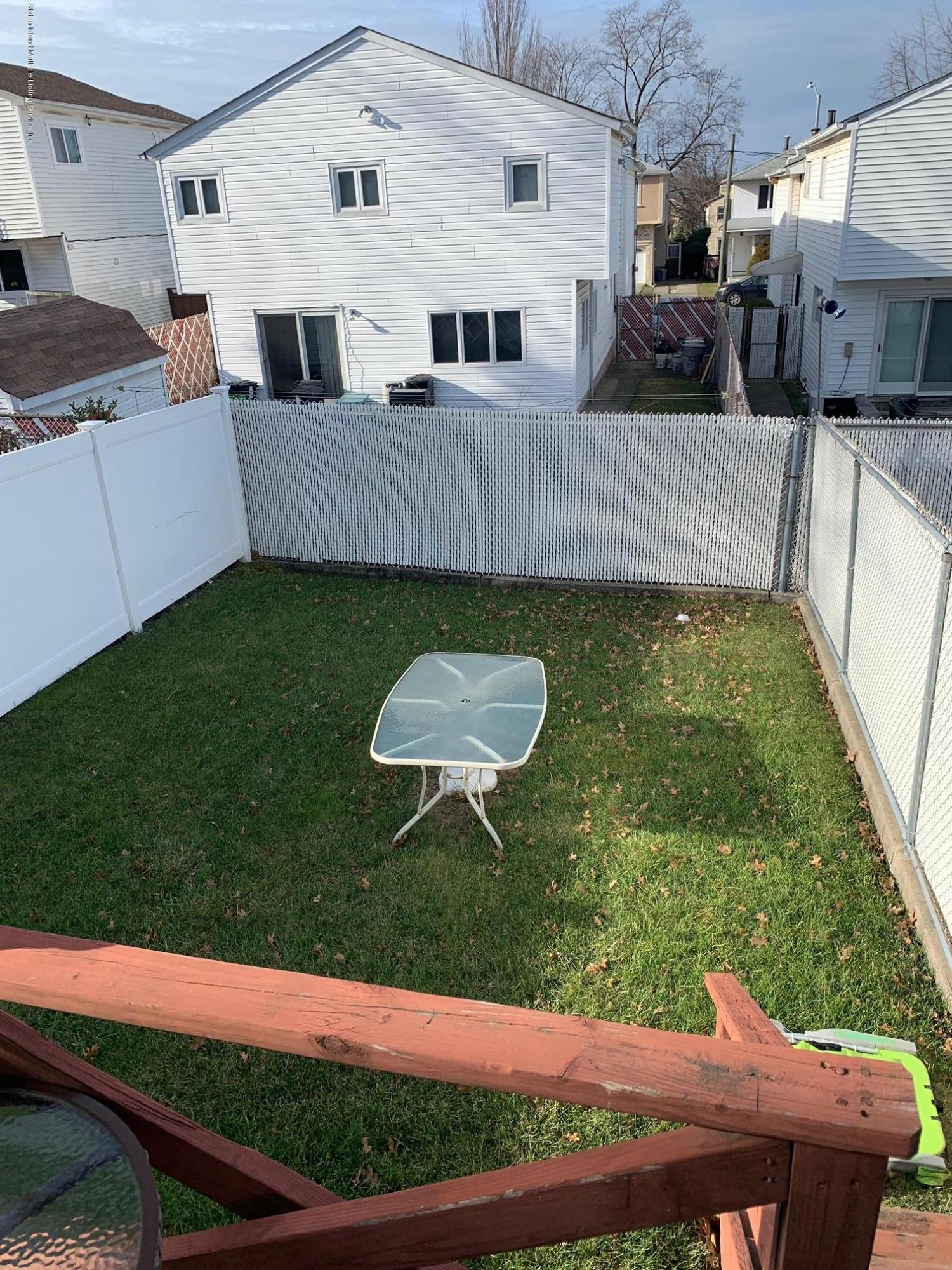 Single Family - Semi-Attached 68 Fillmore Avenue  Staten Island, NY 10314, MLS-1134808-9