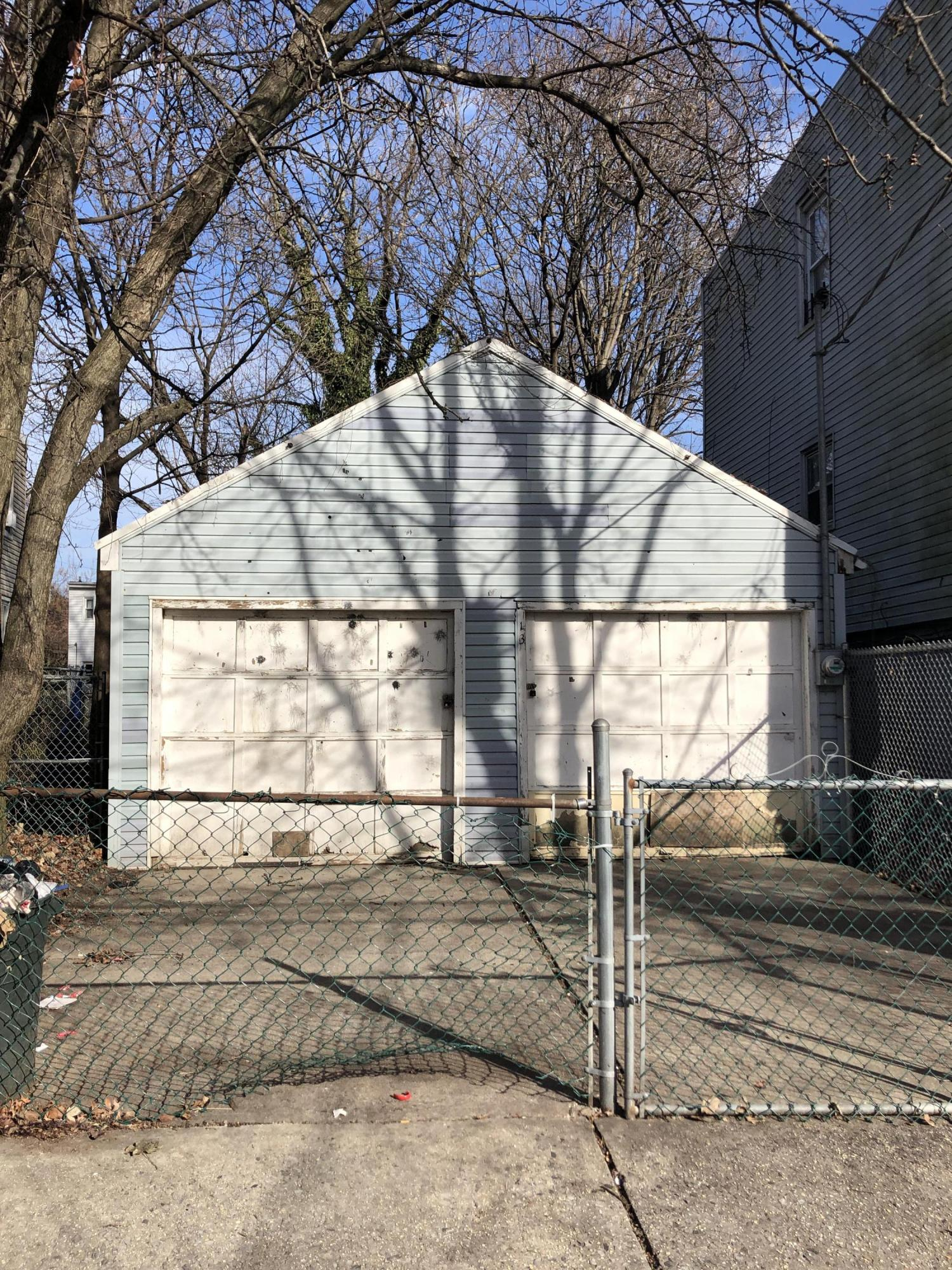 Land/Lots in West Brighton - 13 Pine Street  Staten Island, NY 10301