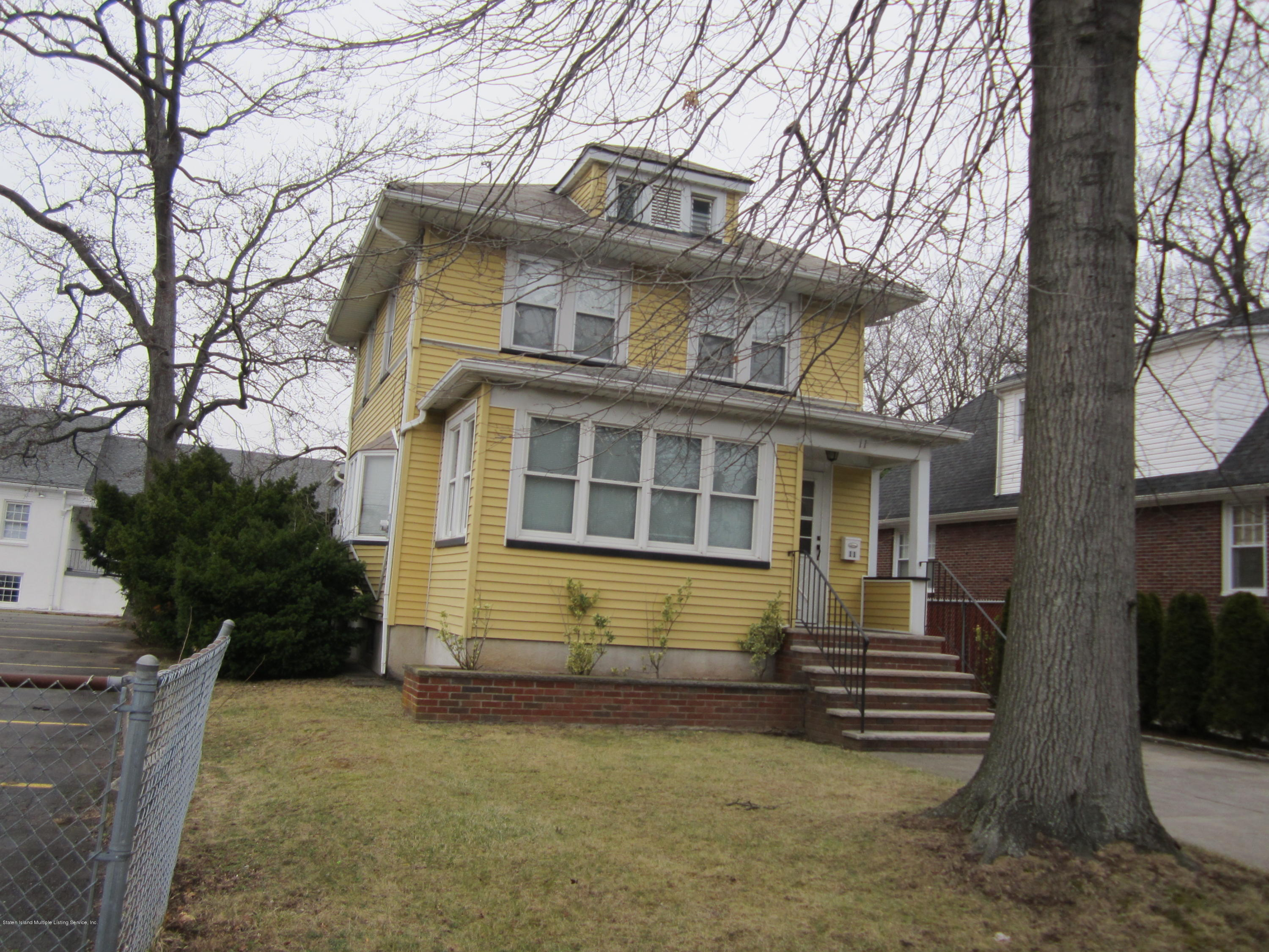 Single Family - Detached 11 Retford Avenue  Staten Island, NY 10312, MLS-1134820-2