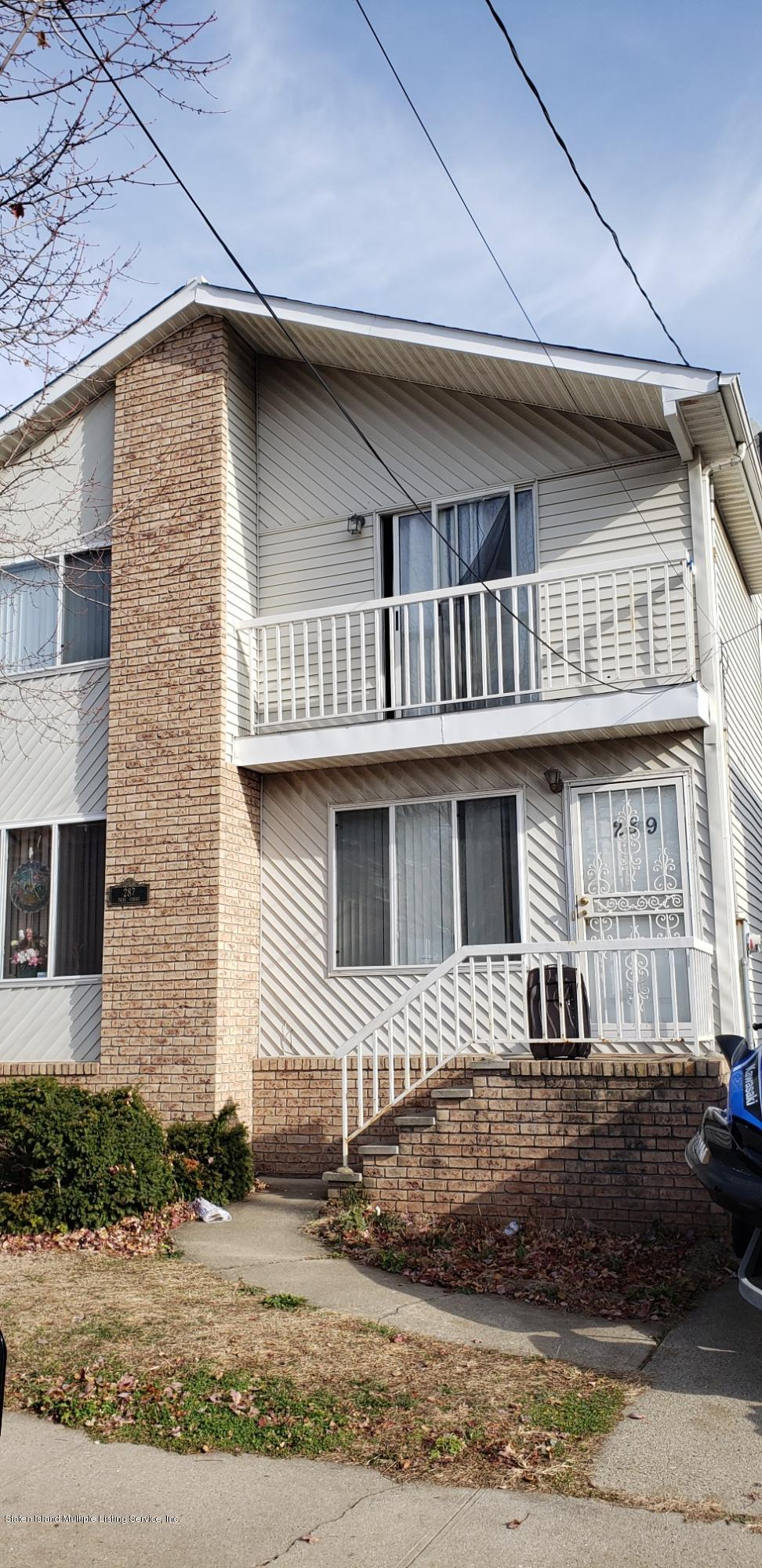 Single Family - Semi-Attached in Fort Wadsworth - 289 Deal Court  Staten Island, NY 10305