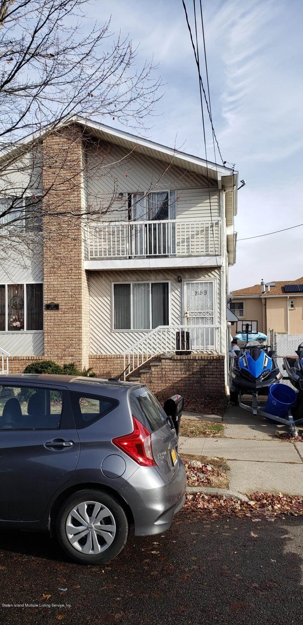 Single Family - Semi-Attached 289 Deal Court  Staten Island, NY 10305, MLS-1134845-15