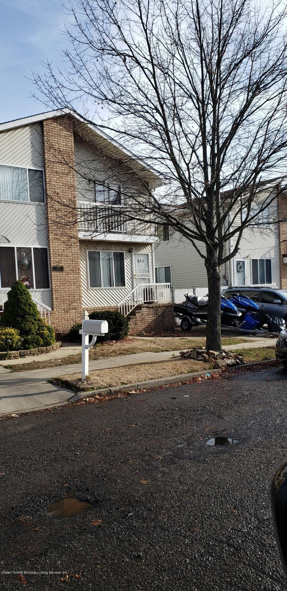 Single Family - Semi-Attached 289 Deal Court  Staten Island, NY 10305, MLS-1134845-16