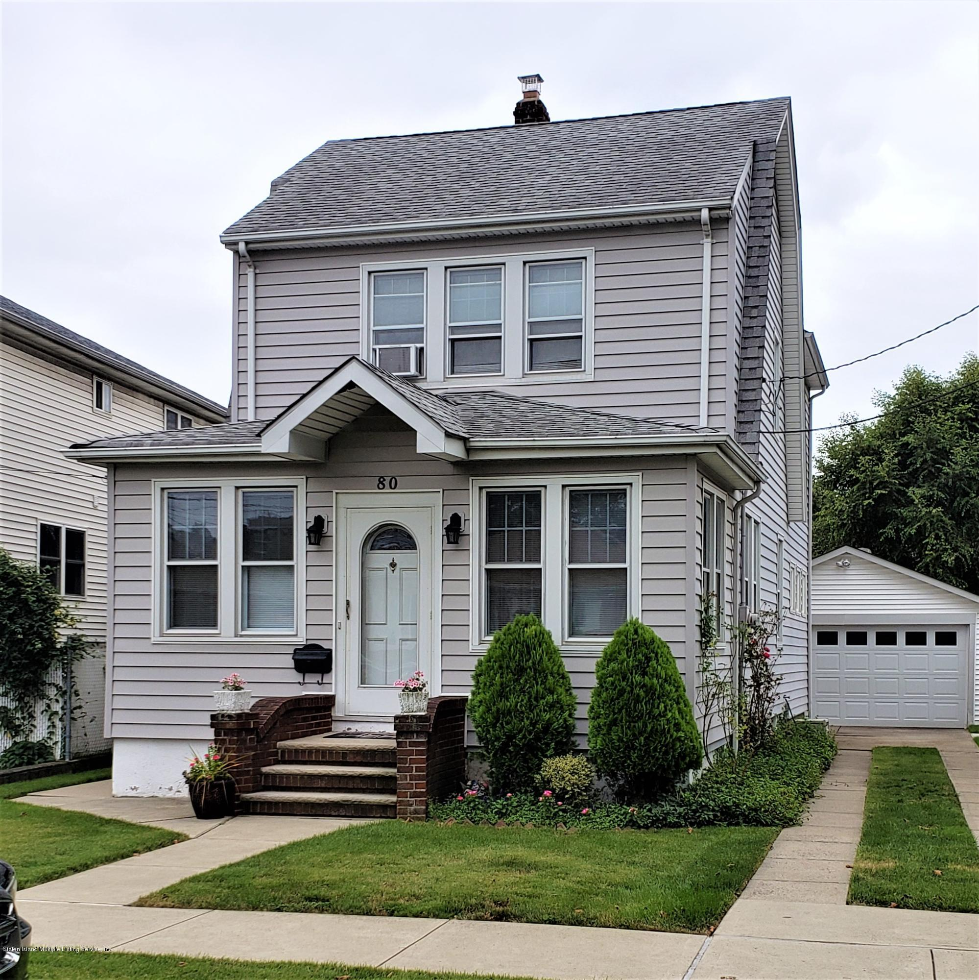 Single Family - Detached in Grant City - 80 Grant Place  Staten Island, NY 10306