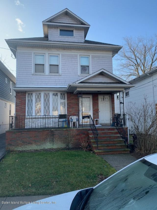 Two Family - Detached in Westerleigh - 194 Chandler Avenue   Staten Island, NY 10314