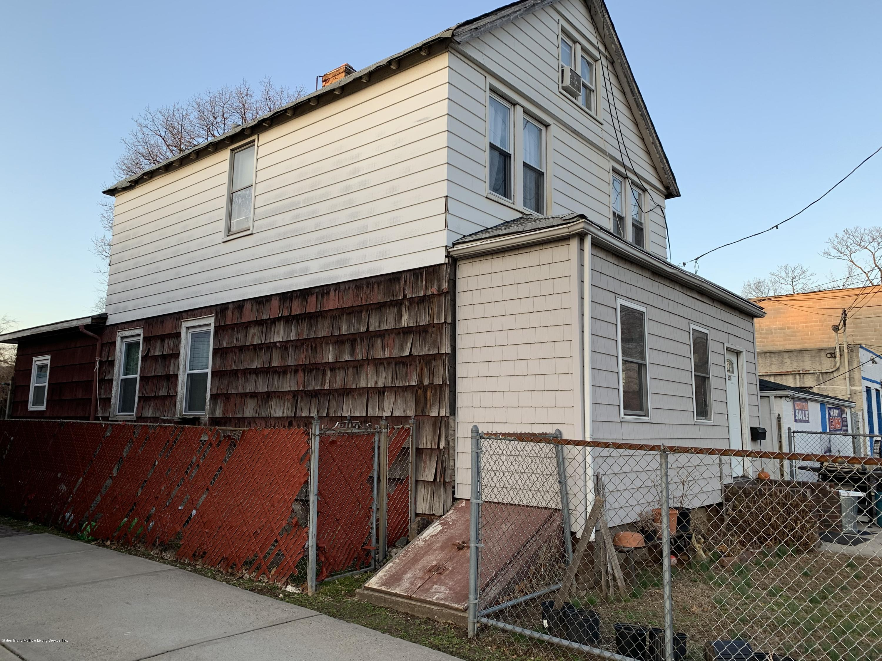 Two Family - Detached 500 Mosel Avenue  Staten Island, NY 10304, MLS-1134944-2