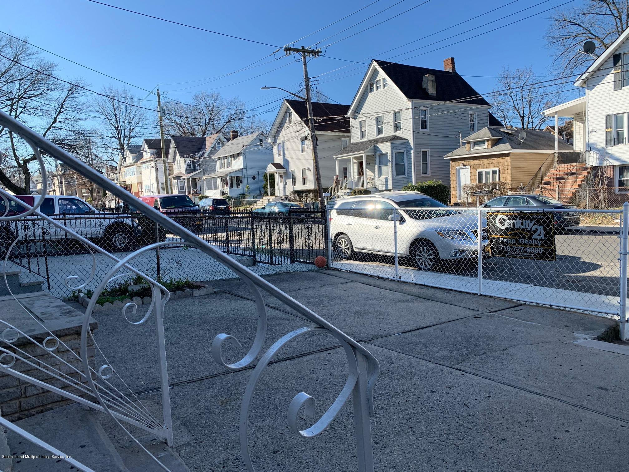 Single Family - Detached 83 Sharpe Avenue  Staten Island, NY 10302, MLS-1134972-2