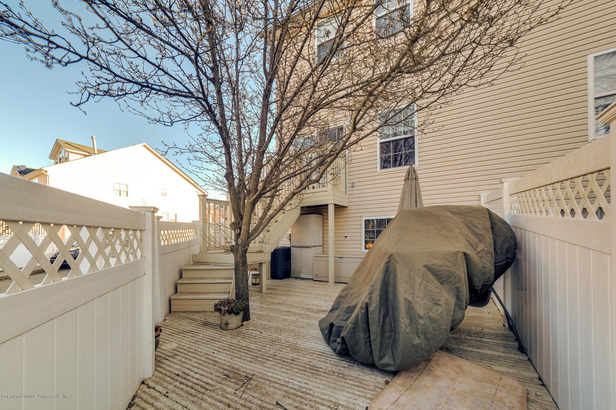 Two Family - Semi-Attached 50 Santa Monica Lane  Staten Island, NY 10309, MLS-1135002-41