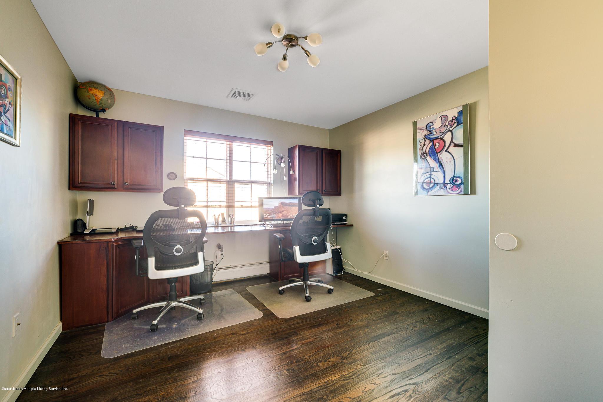 Two Family - Semi-Attached 50 Santa Monica Lane  Staten Island, NY 10309, MLS-1135002-18