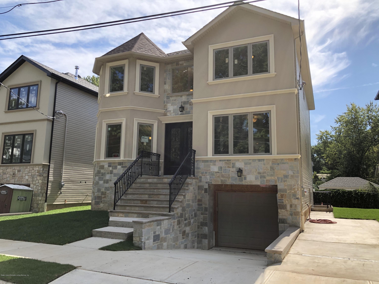 Single Family - Detached 218 Billiou Street  Staten Island, NY 10312, MLS-1135219-2