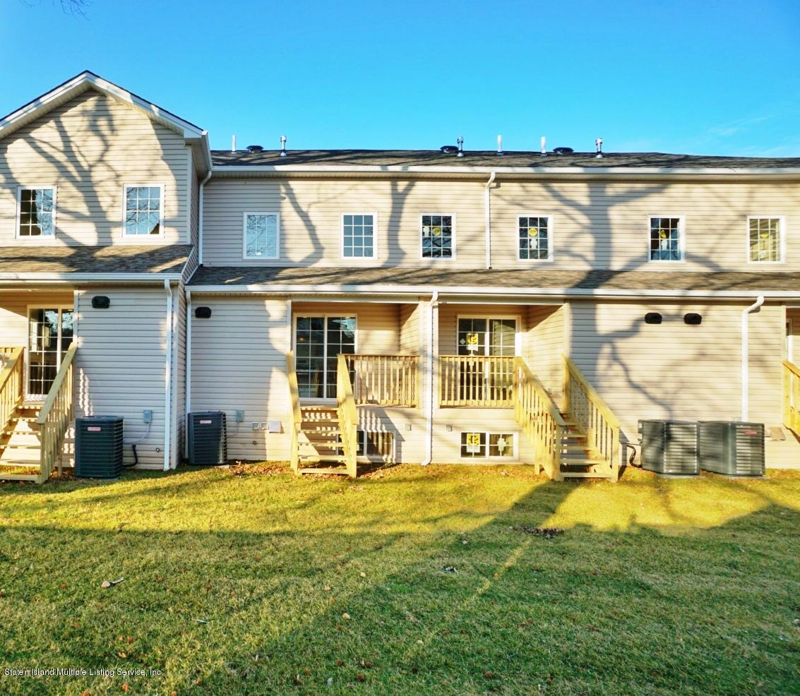 Single Family - Attached 34 Bamberger Lane  Staten Island, NY 10312, MLS-1135521-23