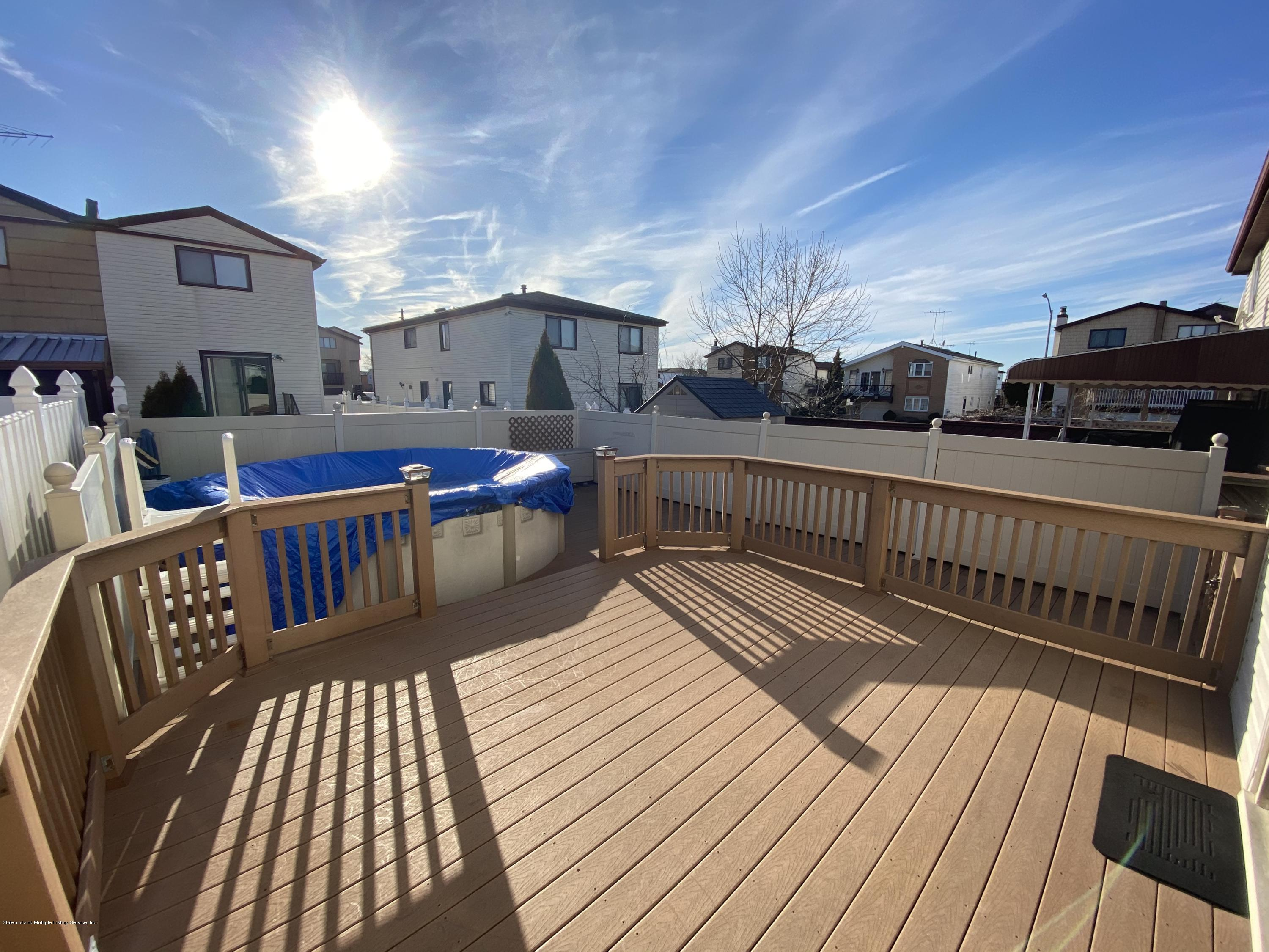 Single Family - Attached 118 Braisted Avenue  Staten Island, NY 10314, MLS-1135869-17