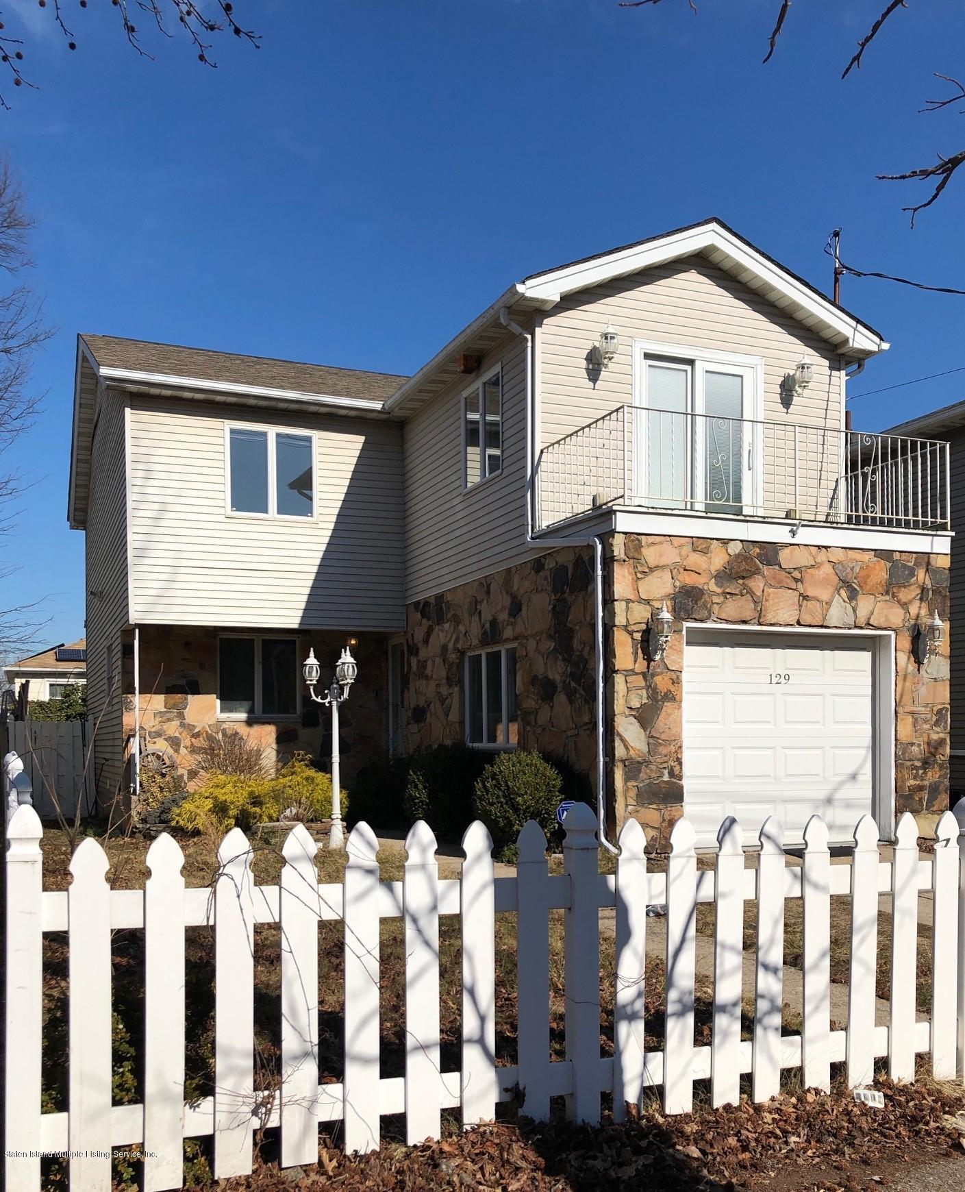 Single Family - Detached 129 Lucille Avenue  Staten Island, NY 10309, MLS-1135888-2