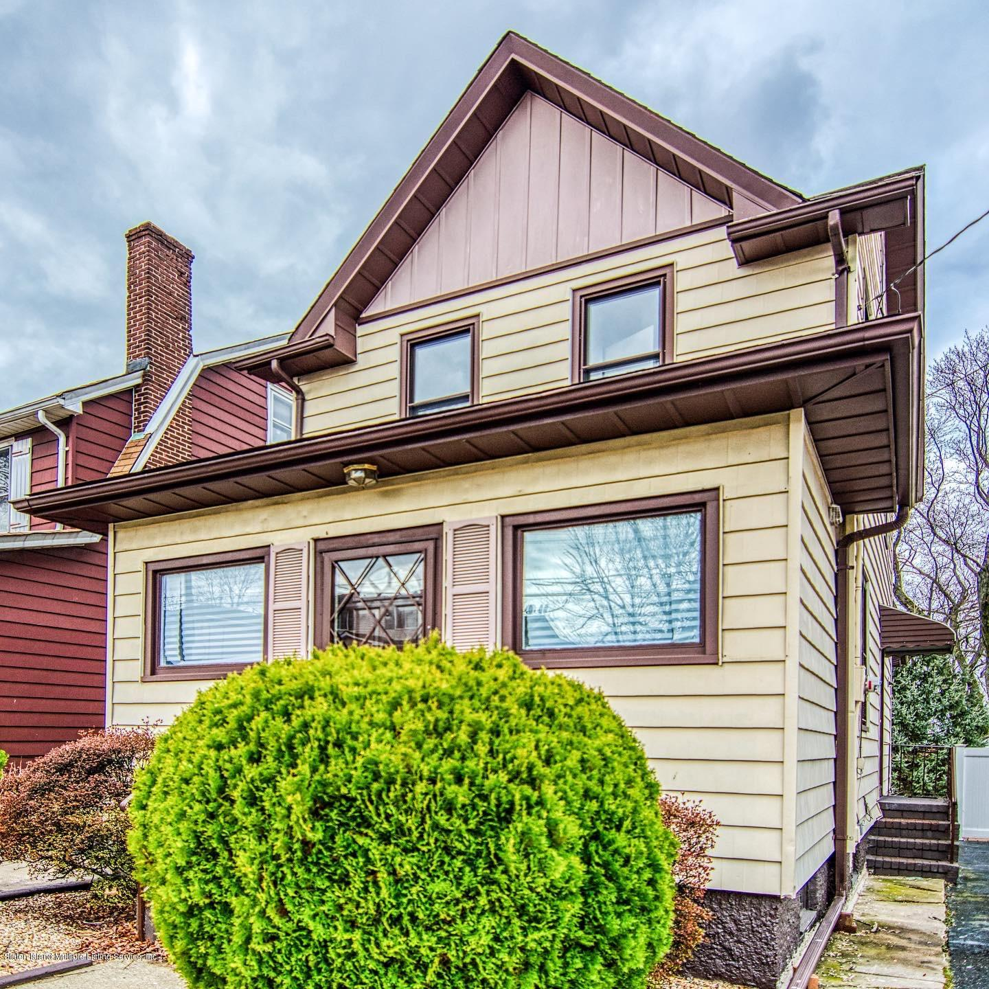 Single Family - Detached 54 Quinlan Avenue  Staten Island, NY 10314, MLS-1135997-2