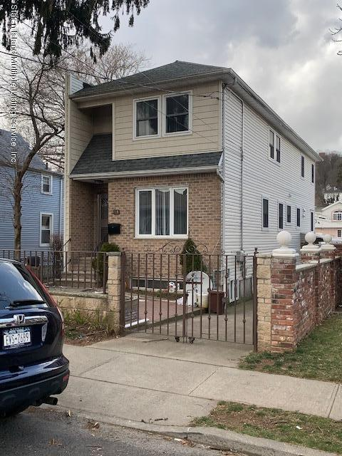 Two Family - Detached in Concord - 58 Rhine Avenue  Staten Island, NY 10304