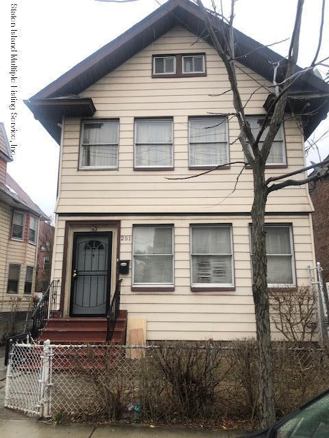 Two Family - Detached in East Flatbush - 251 55th Street  Brooklyn, NY 11203