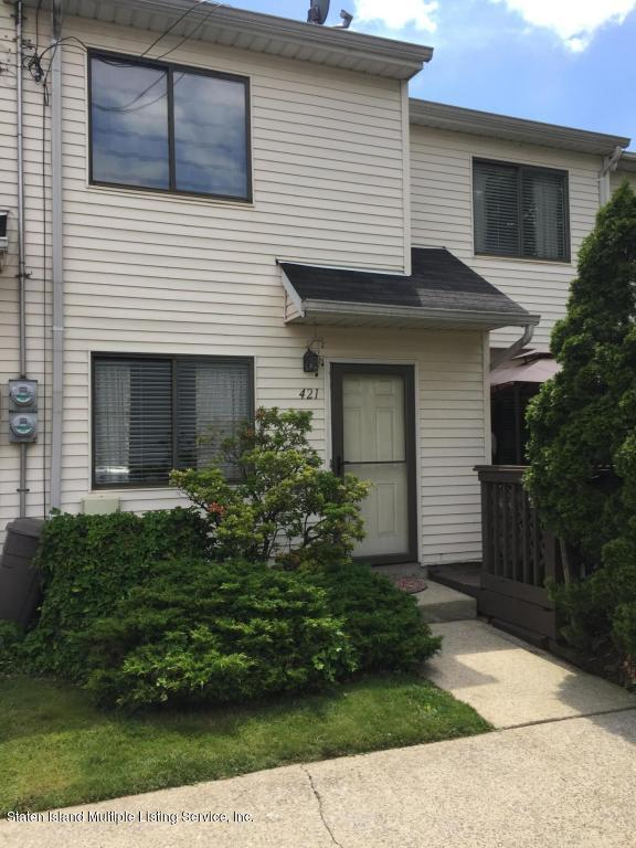 Single Family - Attached in Concord - 421 Weser Avenue  Staten Island, NY 10304