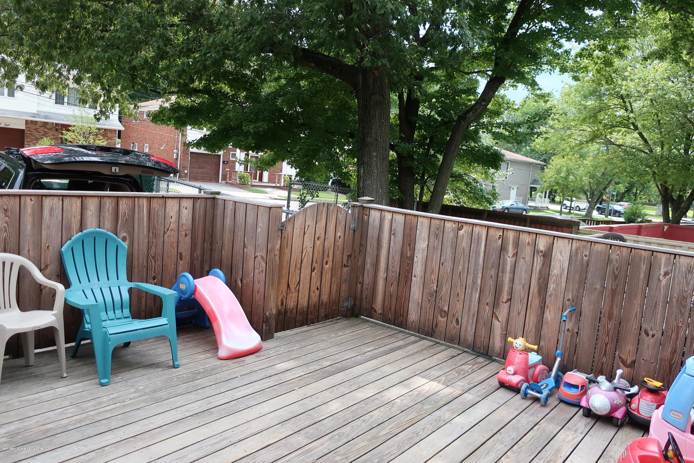 Single Family - Semi-Attached 8 Ismay Street  Staten Island, NY 10314, MLS-1136245-5