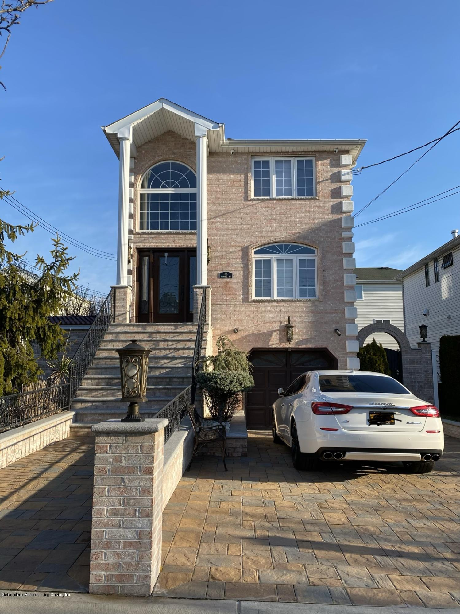 Two Family - Detached in Pleasant Plains - 88 Churchill Avenue  Staten Island, NY 10309