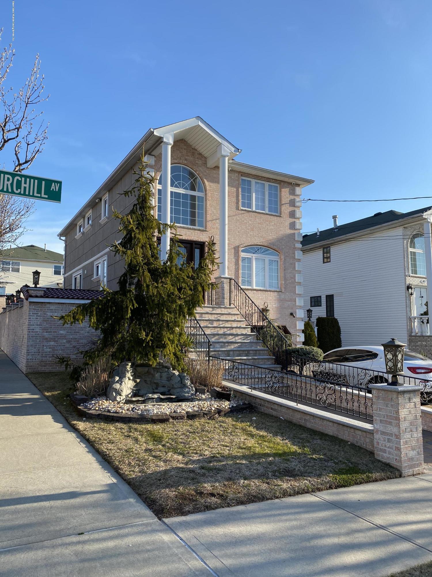 Two Family - Detached 88 Churchill Avenue  Staten Island, NY 10309, MLS-1136317-2