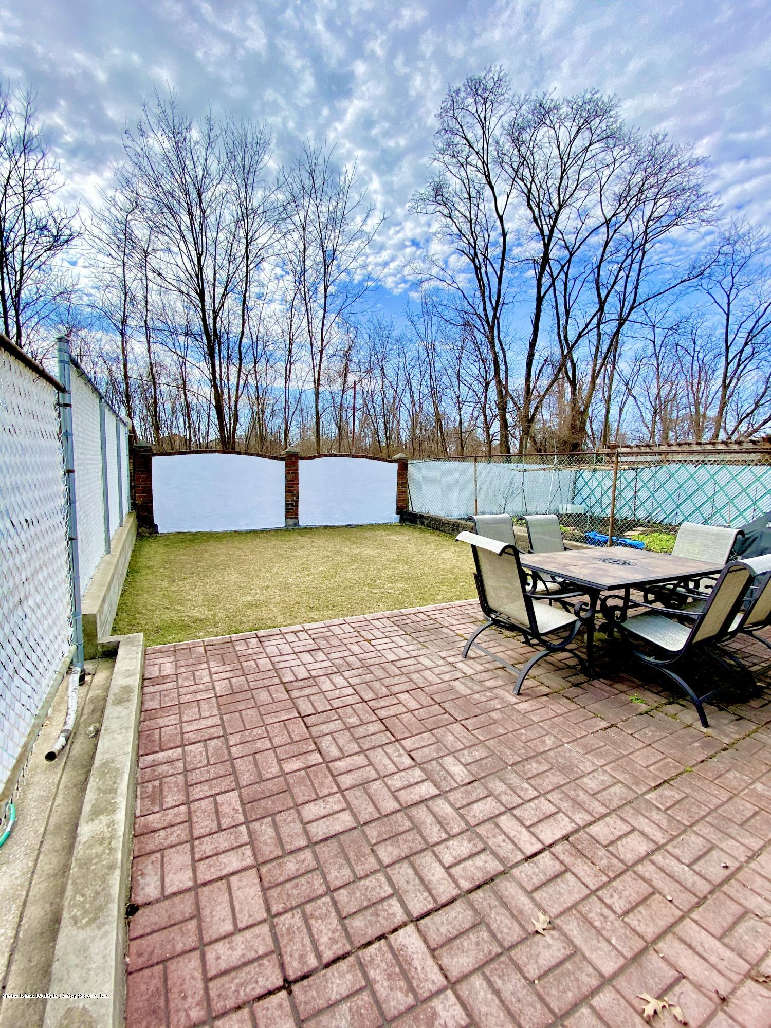 Single Family - Semi-Attached 370 Seaver Avenue  Staten Island, NY 10305, MLS-1136339-21