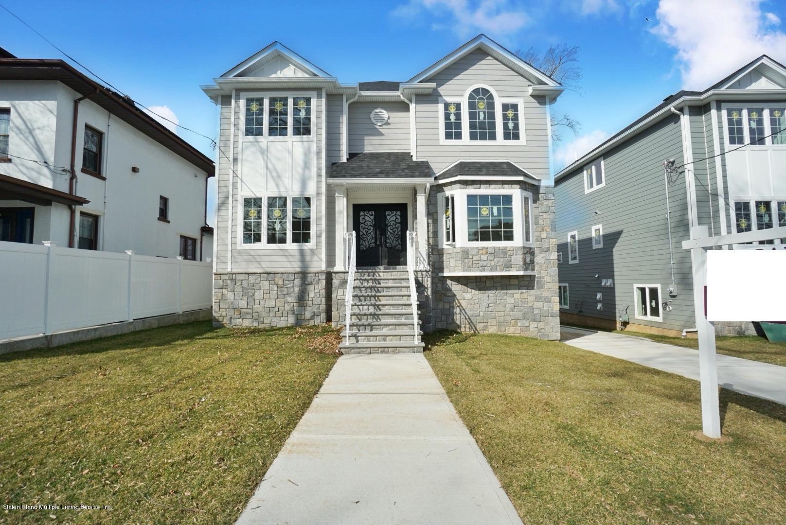 Single Family - Detached 170 Fairview Avenue  Staten Island, NY 10314, MLS-1126684-3