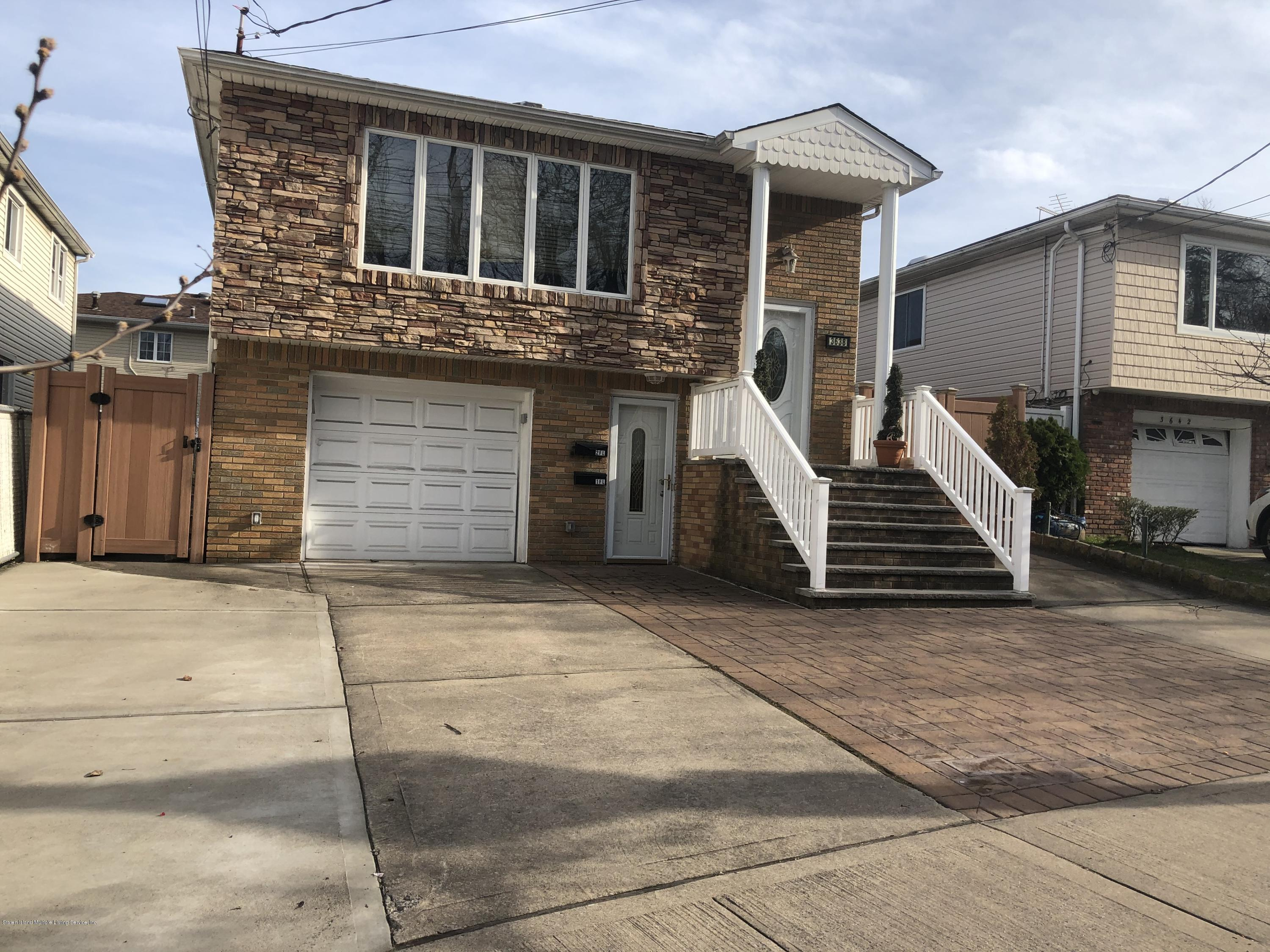 Two Family - Detached in Bay Terrace - 3638 Amboy Road  Staten Island, NY 10308