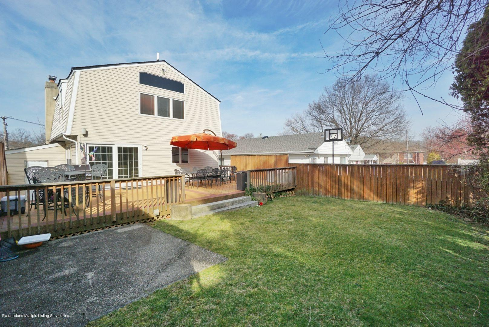 Single Family - Detached 533 Maguire Avenue  Staten Island, NY 10309, MLS-1135361-31