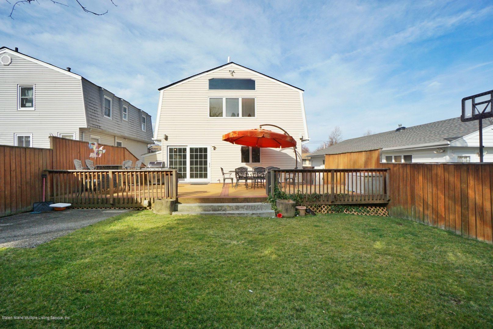 Single Family - Detached 533 Maguire Avenue  Staten Island, NY 10309, MLS-1135361-32