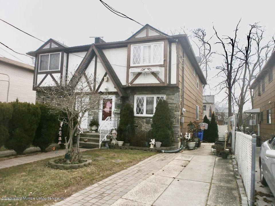 Single Family - Semi-Attached in Oakwood - New Dorp Heights - 2732 Amboy Rd   Staten Island, NY 10306