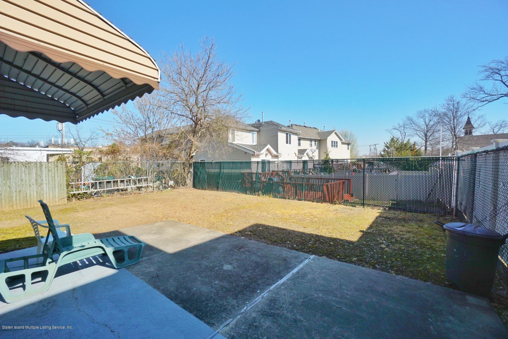 Single Family - Detached 495 Winchester Avenue  Staten Island, NY 10312, MLS-1136561-40