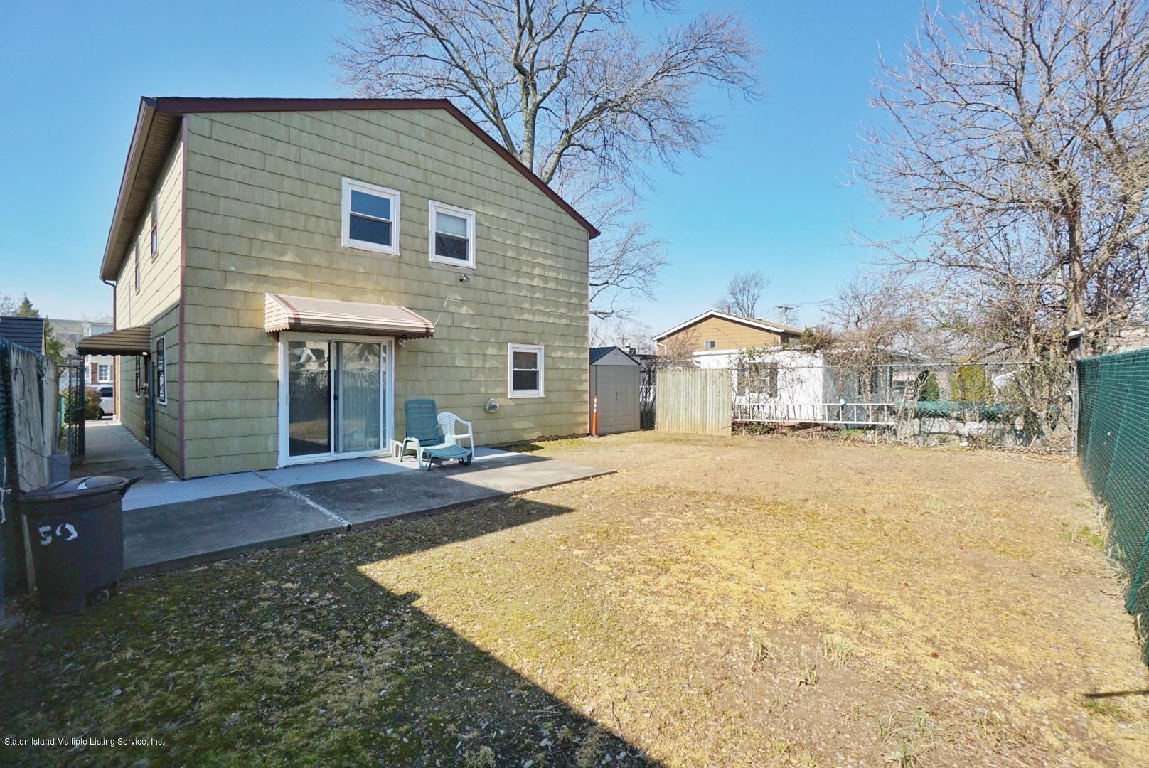Single Family - Detached 495 Winchester Avenue  Staten Island, NY 10312, MLS-1136561-41
