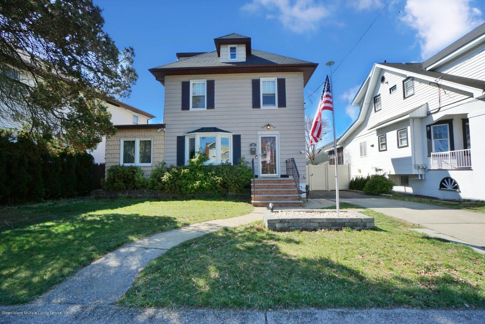 Single Family - Detached 92 Steele Avenue  Staten Island, NY 10306, MLS-1136567-2