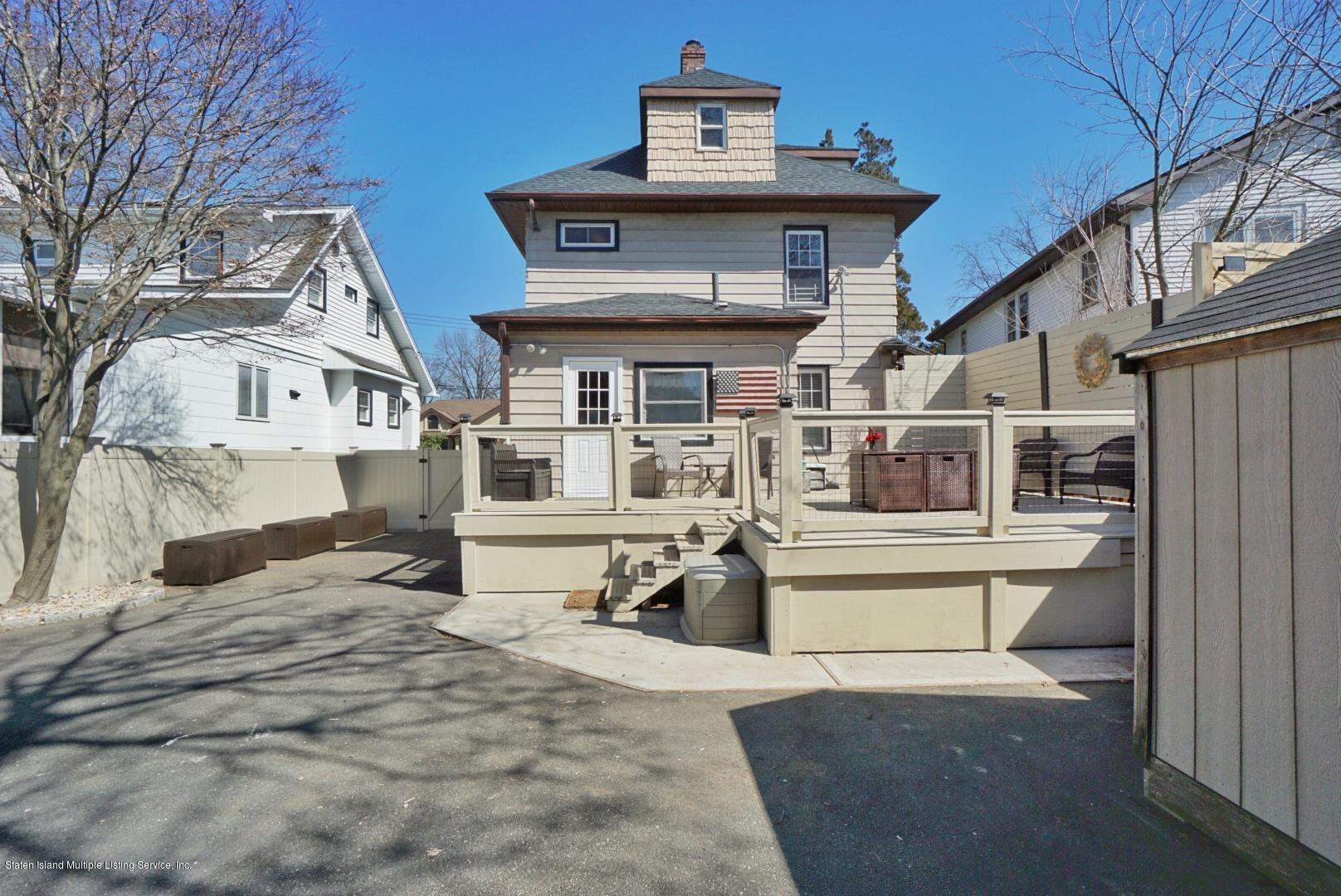 Single Family - Detached 92 Steele Avenue  Staten Island, NY 10306, MLS-1136567-12